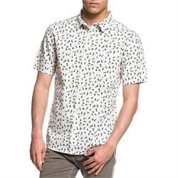 Quiksilver Akan Waters Short-Sleeve Shirt