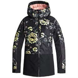 Roxy Torah Bright Snowflake Jacket - Women's