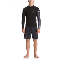 Quiksilver 1mm Syncro New Wave Long Sleeve Jacket