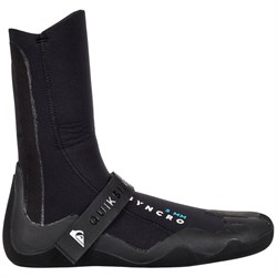 Quiksilver 5mm Syncro Round Toe Booties