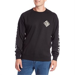 Salty Crew Trippet Cover Up Crew Sweatshirt