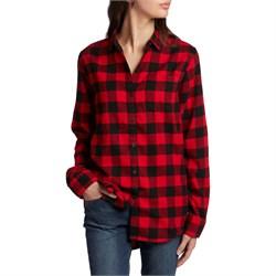 Woolrich Eco Rich Pemberton Boyfriend Shirt - Women's