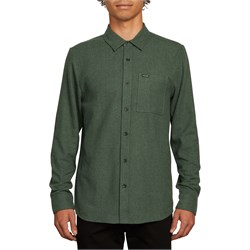Volcom Caden Solid Flannel