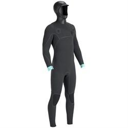 Vissla North Seas 5.5/4.5/3 Hooded Chest Zip Wetsuit