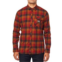 Fox Rowan Stretch Flannel