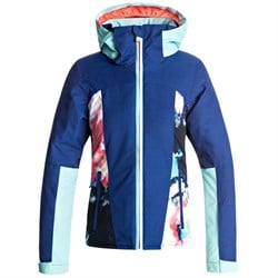Roxy Sassy Snow Jacket - Big Girls' - Used