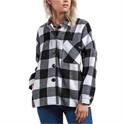 Volcom Check U L8R Jacket - Women's