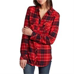 Volcom Getting Rad Plaid Shirt - Women's