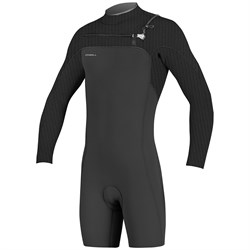 O'Neill 2mm Hyperfreak Chest Zip Long Sleeve Spring Suit