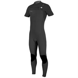 O'Neill 2mm Hyperfreak Chest Zip Short Sleeve Wetsuit
