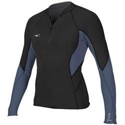 O'Neill Bahia Front Zip Wetsuit Jacket - Women's