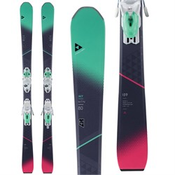 Fischer My MTN 80 Skis ​+ MBS 10 Powerrail Bindings - Women's  - Used
