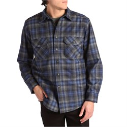 Pendleton Quilted Shirt Jacket