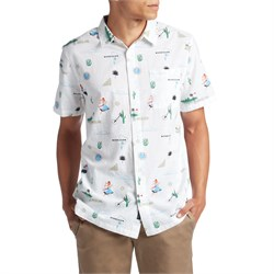 Roark Tourista Short-Sleeve Shirt