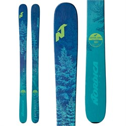 Nordica Santa Ana 93 Skis - Women's 2019
