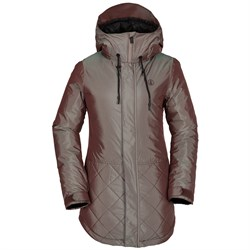 Volcom Winrose Insulated Jacket - Women's - Used