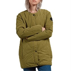 Volcom Jacket Liner Insulated Jacket - Women's