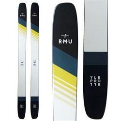 RMU YLE Pro Skis