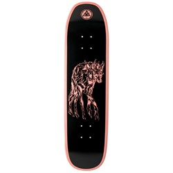 Welcome Maned Woof on Son of Moontrimmer 8.25 Skateboard Deck