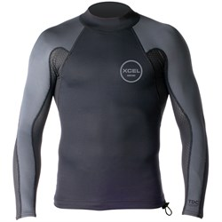 XCEL Axis Neostretch 1/.05mm Long Sleeve Wetsuit Top