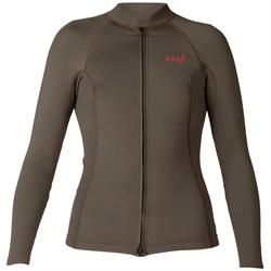 XCEL Axis 2/1mm Long Sleeve Front Zip Wetsuit Jacket - Women's