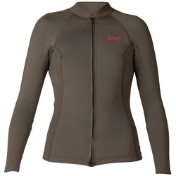XCEL Axis 2​/1mm Long Sleeve Front Zip Wetsuit Jacket - Women's
