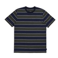 Brixton Hilt Washed Pocket Knit Shirt