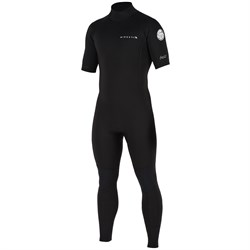 Rip Curl 2mm Aggrolite Short Sleeve Back Zip Wetsuit
