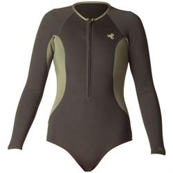 XCEL 1.5mm Axis Long Sleeve Front Zip Shorty Wetsuit - Women's
