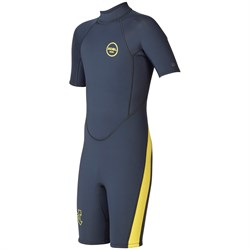 XCEL 2mm Axis Short Sleeve Springsuit - Kids'