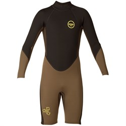 XCEL 2mm Axis Long Sleeve Springsuit - Kids'