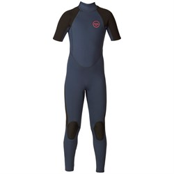 XCEL 2mm Axis Short Sleeve Wetsuit - Kids'