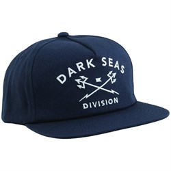 Dark Seas Tridents Snapback