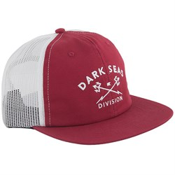 Dark Seas Displacement Trucker Hat