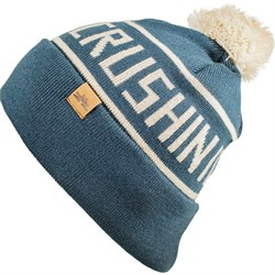 Spacecraft Crushing It Pom Beanie