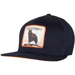 Spacecraft Wilderness Trucker Hat