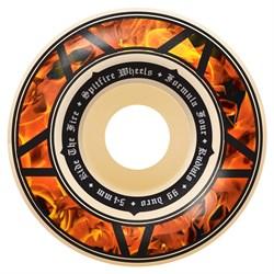 Spitfire Formula Four 99d Hellfire Radials Skateboard Wheels