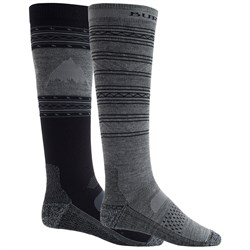 Burton Performance Lightweight 2-Pack Socks