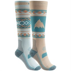 Burton Performance Lightweight 2-Pack Socks - Women's