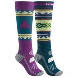 Burton Performance Lightweight 2-Pack Socks - Women's