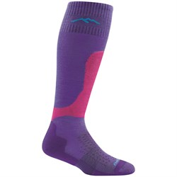 Darn Tough Fall Line Over-the-Calf Padded Light Cushion Socks - Women's