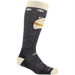 Darn Tough Polar Bear Over-the-Calf Cushion Socks - Kids'