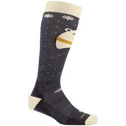 Darn Tough Polar Bear Over-the-Calf Midweight Cushion Socks - Big Kids'