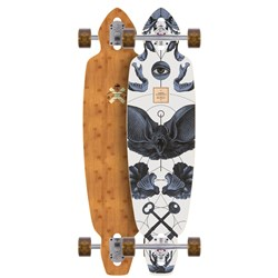 Arbor Mindstate Bamboo Longboard Complete