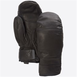 evo Pagosa Leather Mittens