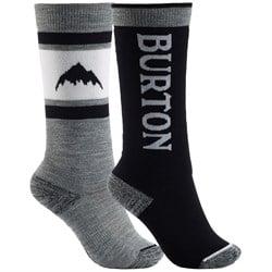Burton Weekend Midweight Socks 2-Pack - Big Kids'