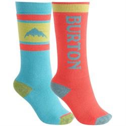 Burton Weekend Midweight 2-Pack Socks - Kids'