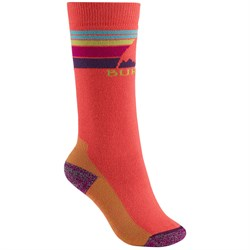 Burton Emblem Midweight Socks - Big Kids'