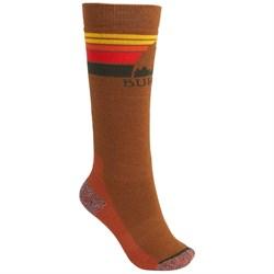 Burton Emblem Midweight Socks - Big Kids'