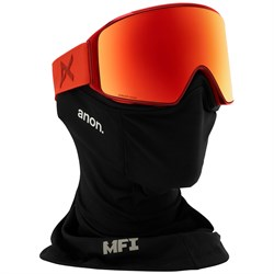 Anon M4 Cylindrical MFI Goggles